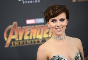Scarlett Johansson banked $40.5 million to be this year's highest-paid actress. (Photo by Albert L. Ortega/Getty Images)